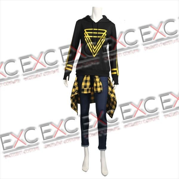 【39%OFF!!】A3!(エースリー) 斑鳩三角(いかるがみすみ) 私服 風 コスプレ衣装