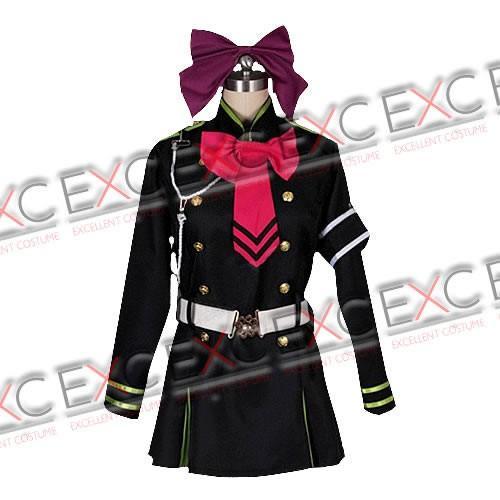 終わりのセラフ 柊シノア(ひいらぎしのあ) 風 コスプレ衣装