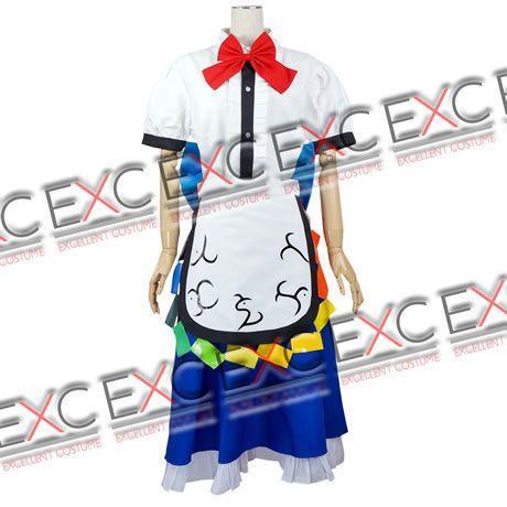 東方project 比那名居天子(ひななゐてんし) 風 コスプレ衣装