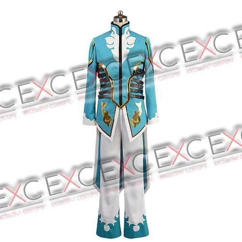【39%OFF!!】テイルズ オブ ゼスティリア ミクリオ 風 コスプレ衣装