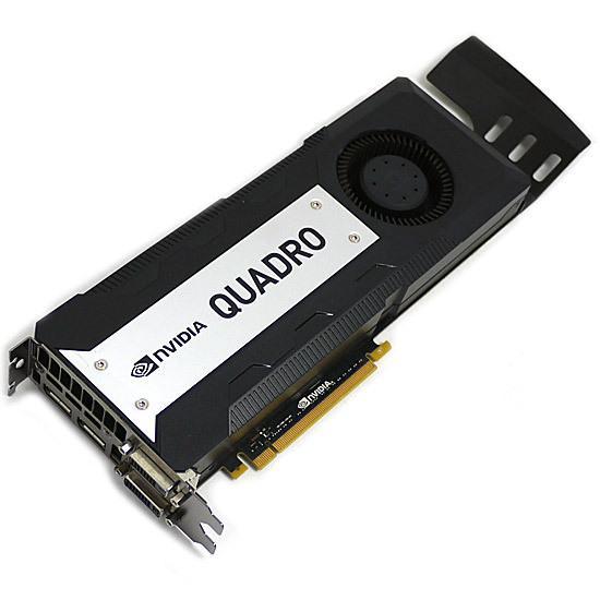 【中古】グラフィックボード NVIDIA Quadro K6000 PCIExp 12GB