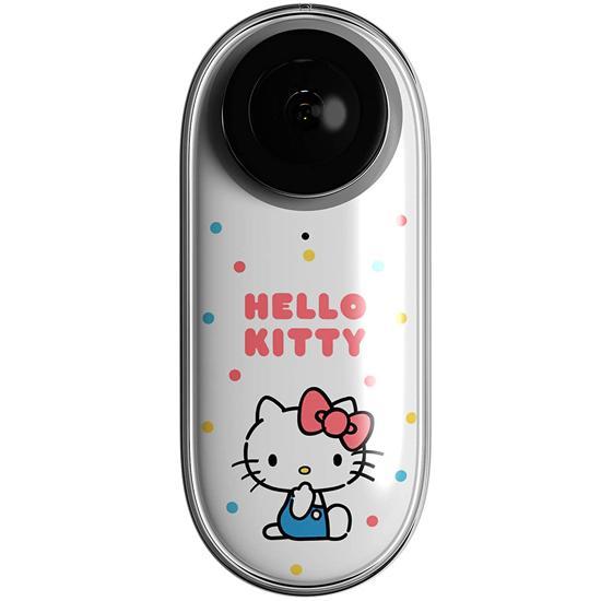 【中古】Shenzhen Arashi Vision アクションカメラ Insta360 GO 特別版 ハローキティセット 未使用|excellar-plus