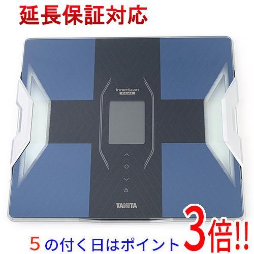 TANITA 買取 人気ブランド多数対象 体組成計 インナースキャンデュアル メタリックブラック RD-910-BK