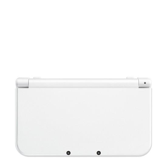 【キャッシュレスで5%還元】【中古】Newニンテンドー3DS LL パールホワイト 未使用