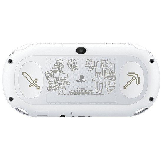 【キャッシュレスで5%還元】【中古】PlayStation Vita Minecraft Special Edition Bundle PCHJ-10031 未使用
