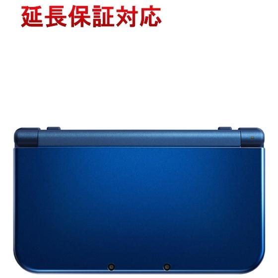 【キャッシュレスで5%還元】Newニンテンドー3DS LL メタリックブルー