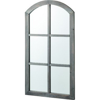 ウォールミラー〈TSM-38〉壁掛け鏡 窓型 壁面装飾 ウォールデコ インテリア 雑貨 おしゃれ