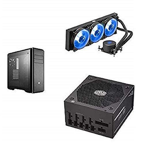 Cooler Master MasterBox CM694 TG ミドルタワー型PCケース 強化ガラスモデル CS7602 MCB-CM69