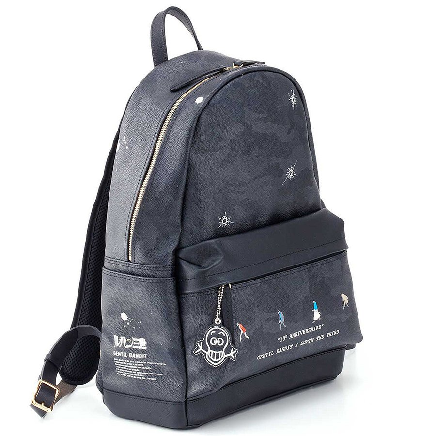 GENTIL BANDIT ジャンティバンティ LIMITED EDITION BACKPACK 10周年限定バックバッグ GB10E-BP-DIGI|exclusive|03