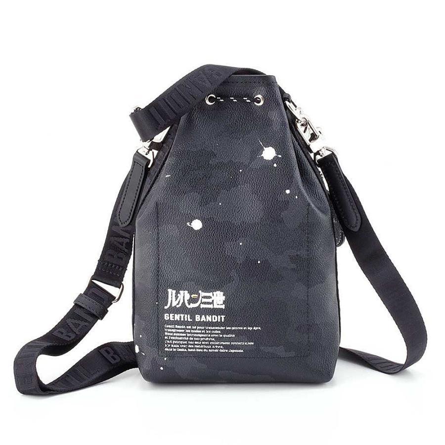 GENTIL BANDIT ジャンティバンティ LIMITED EDITION 2WAY POUCH BAG 10周年限定巾着バッグ GB10E-KC-DIGI|exclusive|04