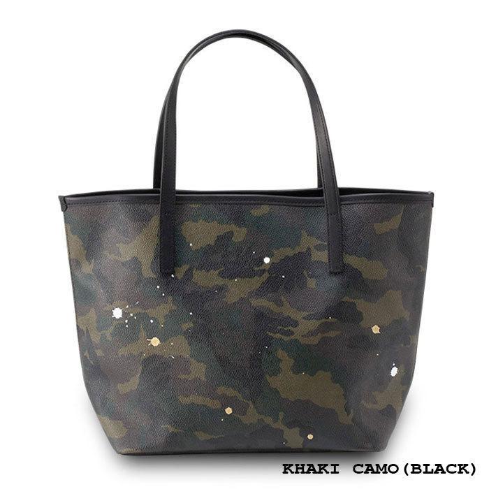 GENTIL BANDIT ジャンティバンティ TOTE BAG(M) トートバッグ(中)  ユニセックス KHAKI CAMO(BLACK) KHAKI CAMO(WHITE) BLACK CAMO(BCM) GB1981-BM exclusive 02