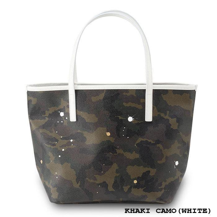 GENTIL BANDIT ジャンティバンティ TOTE BAG(M) トートバッグ(中)  ユニセックス KHAKI CAMO(BLACK) KHAKI CAMO(WHITE) BLACK CAMO(BCM) GB1981-BM exclusive 03