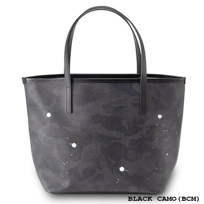 GENTIL BANDIT ジャンティバンティ TOTE BAG(M) トートバッグ(中)  ユニセックス KHAKI CAMO(BLACK) KHAKI CAMO(WHITE) BLACK CAMO(BCM) GB1981-BM exclusive 04