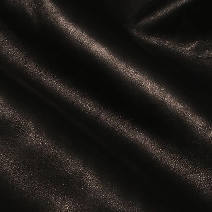 EMMETI エンメティ JURI ユリ ラム ナッパレザー 0.6mm極薄レザー シングルライダースレザージャケット 21春夏 メンズ NERO/BLACK exclusive 17