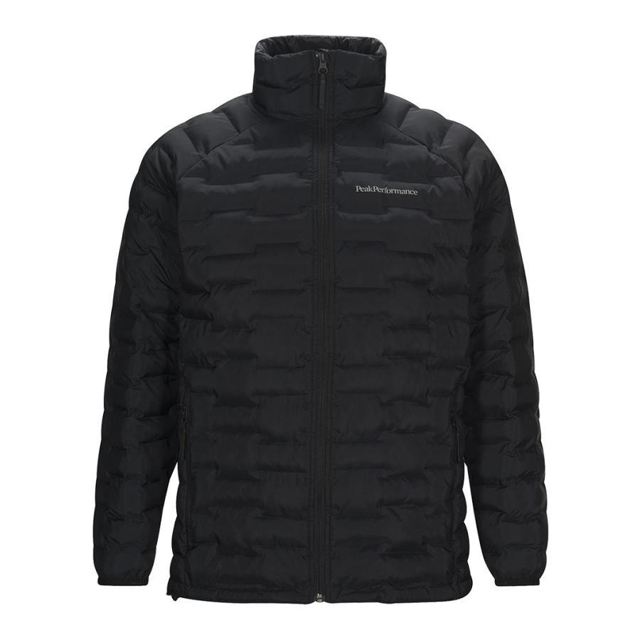 PeakPerformance ピークパフォーマンス Argon Light Jacket Black