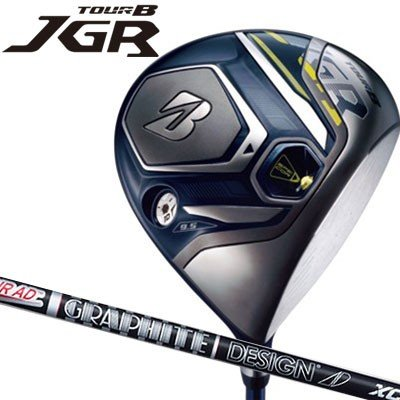 BRIDGESTONE(ブリヂストン ゴルフ TOUR B JGR 2019 ドライバー TOUR AD XC-5 カーボンシャフト