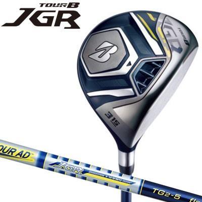 BRIDGESTONE(ブリヂストン ゴルフ TOUR B JGR 2019 フェアウェイウッド TOUR AD for JGR TG2-5 カーボンシャフト