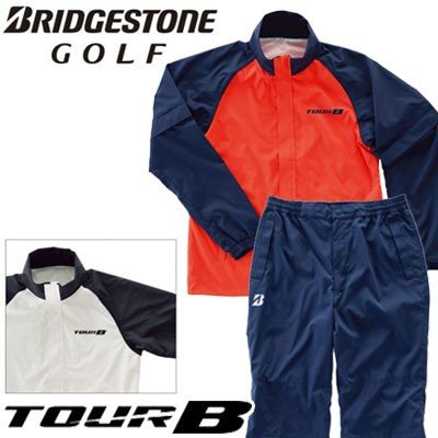 BRIDGESTONE GOLF(ブリヂストン ゴルフ) TOUR B レインウェア(上下セット) 88G31