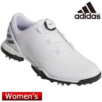 【あすつく可能】adidas(アディダス) アディパワー フォージド ボア BTF17 レディース ゴルフシューズ BB7841