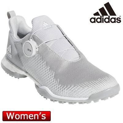 adidas(アディダス) フォージファイバー ボア BTF19 レディース ゴルフシューズ BB7850