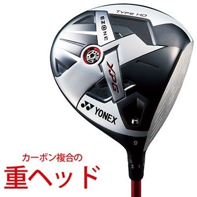 YONEX(ヨネックス) EZONE XPG TypeHD ドライバー EX310J カーボンシャフト =