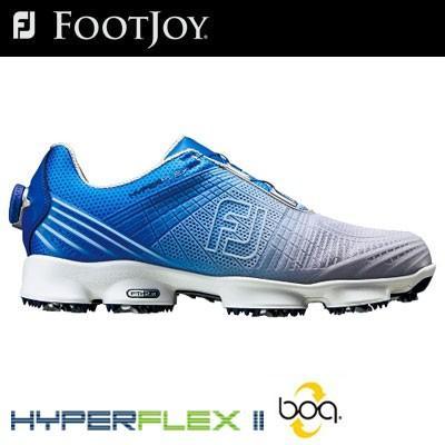 FOOTJOY (フットジョイ) HYPERFLEX II BOA (ハイパーフレックス 2 ボア) ゴルフ シューズ 51032 (W) **