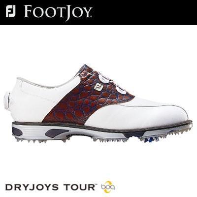 FOOTJOY(フットジョイ) DryJoys Tour Boa メンズ ゴルフ シューズ 53796 (W) **