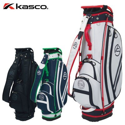 Kasco(キャスコ) メンズ 軽量キャディバッグ KS-093