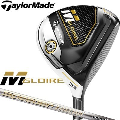 TaylorMade(テーラーメイド) M GLOIRE フェアウェイウッド Speeder EVOLUTION TM カーボンシャフト