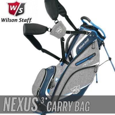 WILSON(ウィルソン) NEXUS3 キャディバッグ 26119 =