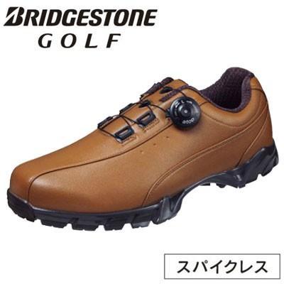 BRIDGESTONE GOLF(ブリヂストン ゴルフ) ゼロ・スパイク バイダー スパイクレス シューズ SHG580 LB =