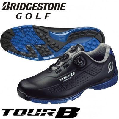 BRIDGESTONE GOLF(ブリヂストン ゴルフ) TOUR B ゼロ・スパイク バイター メンズ スパイクレス シューズ SHG900 BB