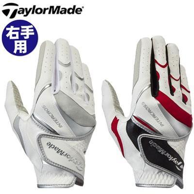 TaylorMade テーラーメイド インタークロス 4.0 メンズ 右手用 ゴルフ CCN47 新作続 グローブ 信用