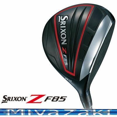 DUNLOP(ダンロップ) SRIXON -スリクソン- Z F85 フェアウェイウッド Miyazaki MIZU 6 カーボンシャフト