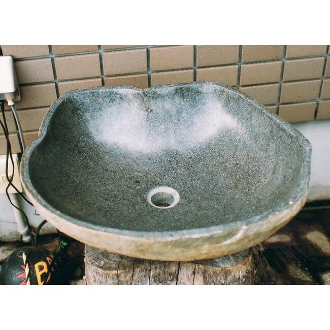 天然手洗い鉢(26203)(ジャービス商事)