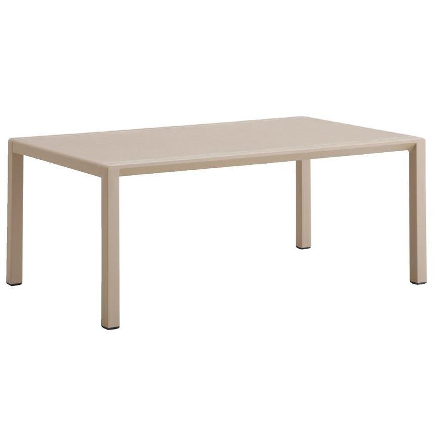 ナルディ アリアテーブル ベージュ NAR-T01BE(33674600)(タカショー)
