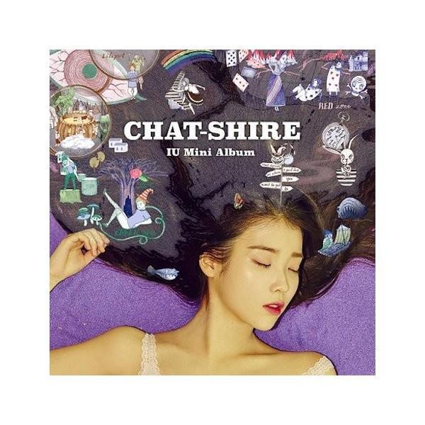 IU - CHAT SHIRE 4thミニアルバム CD 韓国盤|expressmusic