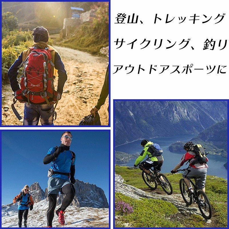 防水ソックス ブラック グレー ブルー 透湿性 通気性 防風 アウトドア レジャー 登山 釣り ハイキング 自転車 仕事 男性 女性|expsjapan|04
