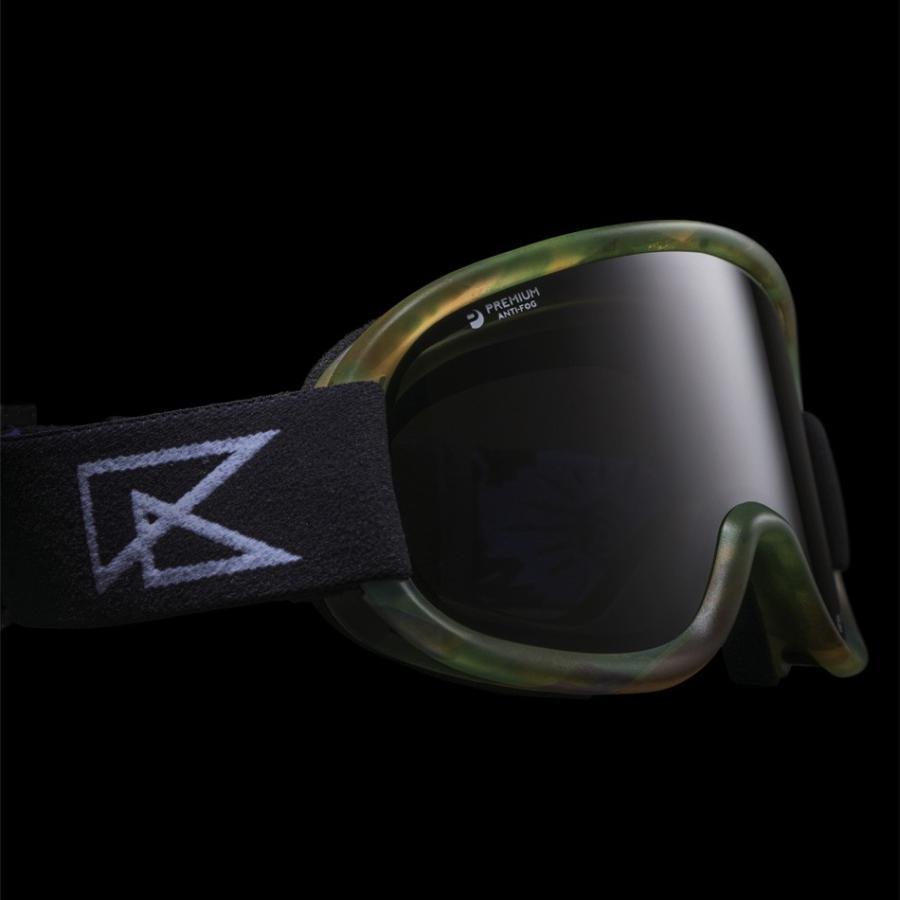 20 REVOLT Goggle 平面Super Light Frame Mat黒-ピンク/ Pola.PHO(RP) リボルト平面レンズ(偏光・調光) ゴーグル 19-20 20Snow RL72 正規品