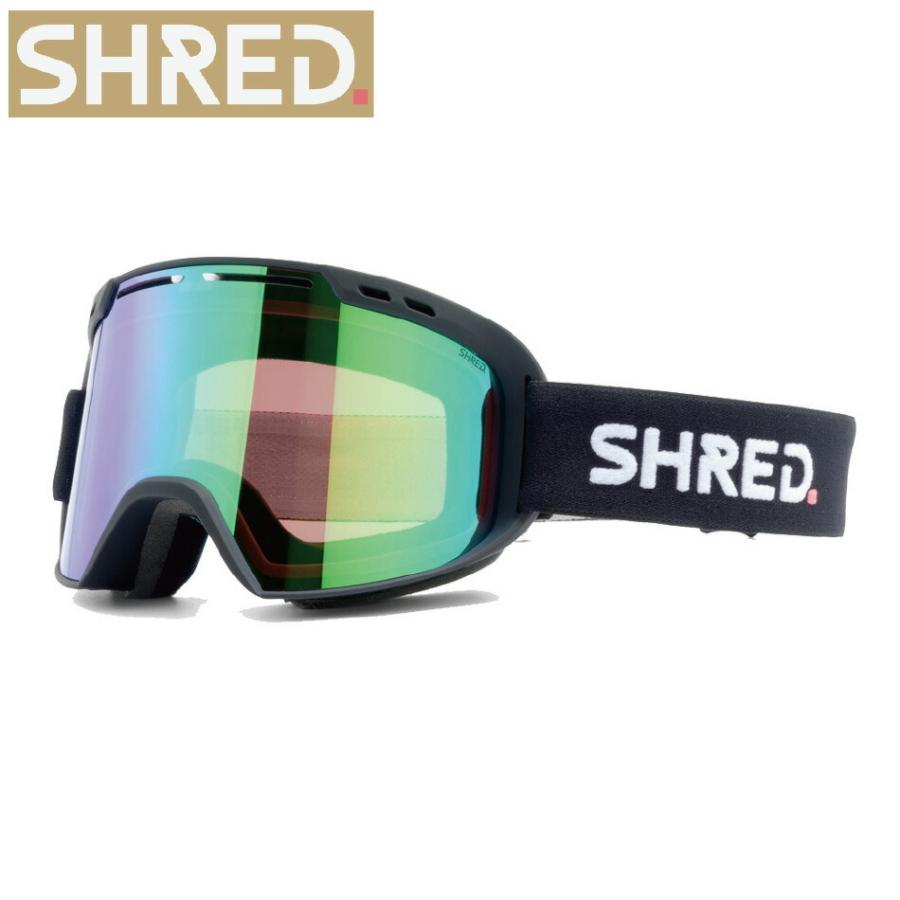 20 SH赤 Goggle Amazify 黒 CBL.PlasmaMirror シュレッド アメージファイ 19-20 20Snow 正規品