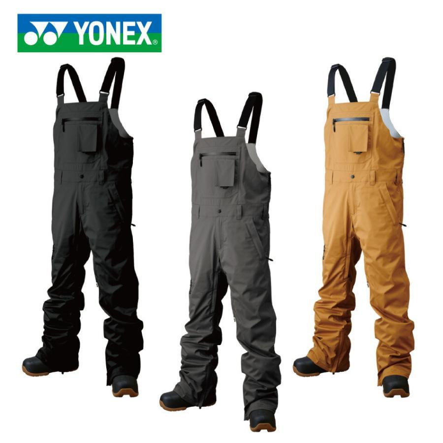 20 YONEX TITANIUM BIB Pant ヨネックス チタニウム ビブ パンツ 20Snow 19-20 正規品