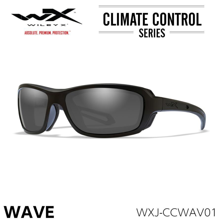 ワイリーエックス サングラス ウェーブ バイク ミリタリー 軍用 WAVE WXJ-CCWAV01 Wiley X