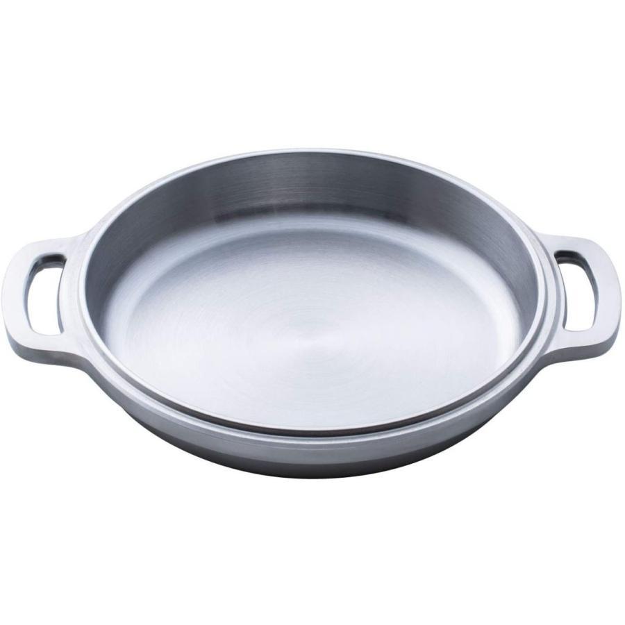 日本製 無水鍋 ムスイ KING キング 18cm IH対応 ガス火 直火 両手鍋 1.8L 無水調理 アルミ 鋳物鍋 ご飯鍋 ごはん鍋 炊飯 2.5合 昔ながら 懐かしい レトロ|ezakayume|03
