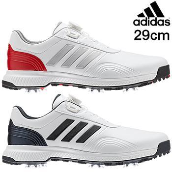 adidas Golf(アディダスゴルフ) 日本正規品 CP TRAXION BOA(CPトラクションボア) ソフトスパイクゴルフシューズ 2019新製品 「BTE47」 サイズ
