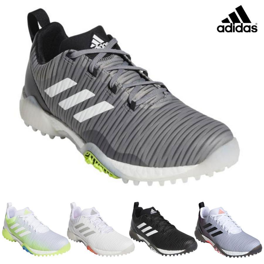 adidas Golf アディダスゴルフ 日本正規品 CODECHAOS EPC15 休日 スパイクレスゴルフシューズ トレンド 2020モデル コードカオス