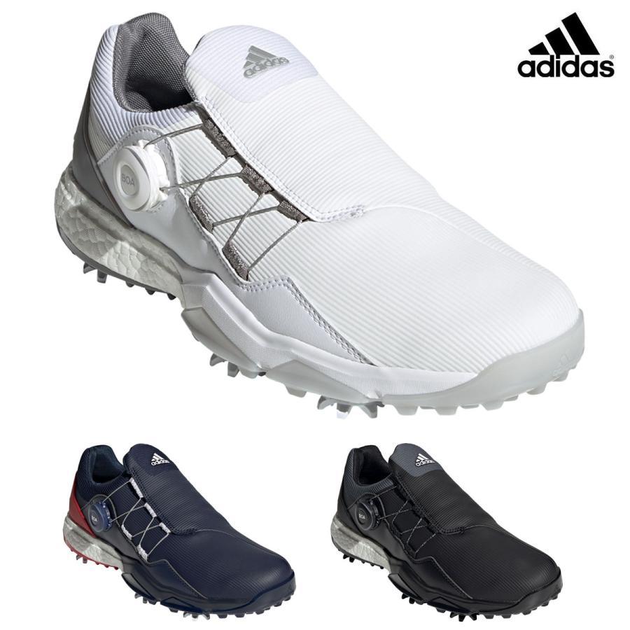 ※ラッピング ※ adidas Golf アディダスゴルフ 日本正規品 パワーラップボア HJ119 2020モデル ソフトスパイクゴルフシューズ 優先配送