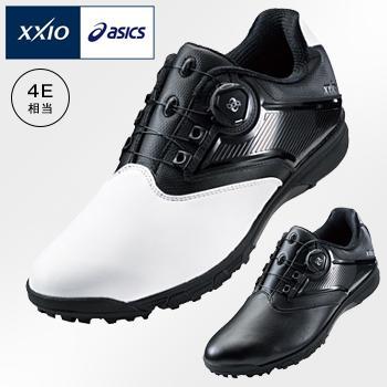 ASICS アシックス お買い得品 日本正規品 XXIO ゼクシオ GEL−TUSK2 TGN921 爆買いセール ゲルタスクツーボア スパイクレスゴルフシューズ Boa