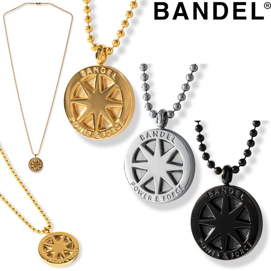 BANDEL バンデル 日本正規品 Titan Necklace 値下げ ネックレス 保障 ラージ チタン Large