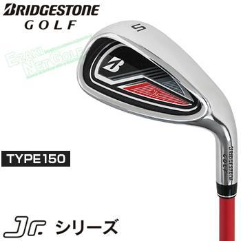 BRIDGSTONE 購入 GOLF 人気商品 ブリヂストンゴルフ 日本正規品 アイアン SW Jr.シリーズ ジュニアオリジナルカーボンシャフト