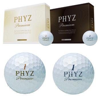 ブリヂストン日本正規品PHYZ 特売 Premium ファイズプレミアム ゴルフボール1ダース おすすめ特集 12個入